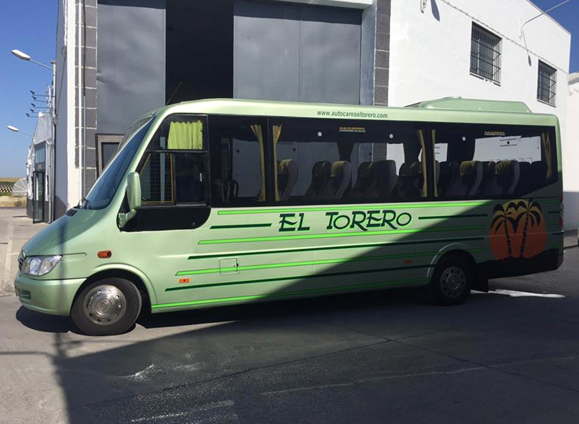alquiler de microbús